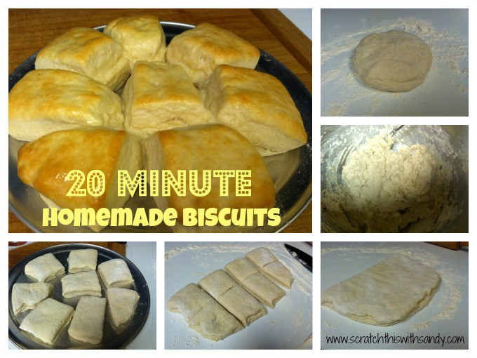 20 Minute Biscuit Collage 680