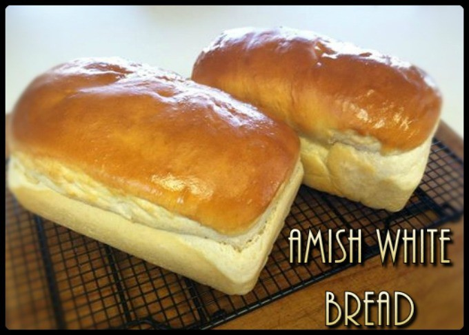 Amish White Bread – Scratch this with Sandy